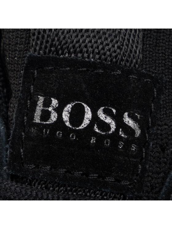 Boss Boss Sneakersy Titanium 50414734 10220052 01 Černá