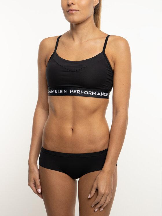 Calvin Klein Underwear Calvin Klein Underwear Komplektas: 2 poros trumpikių 000QD3696E Juoda