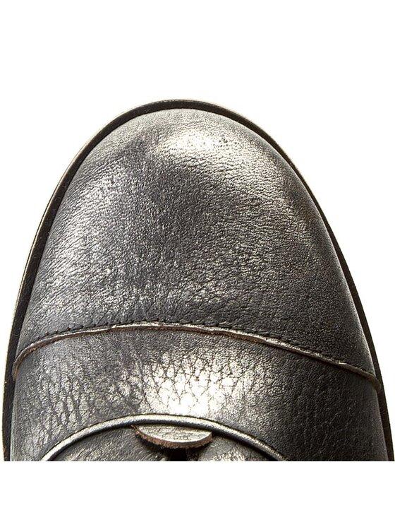 Pollini Pollini Pantofi SA10104G00TF090A Argintiu