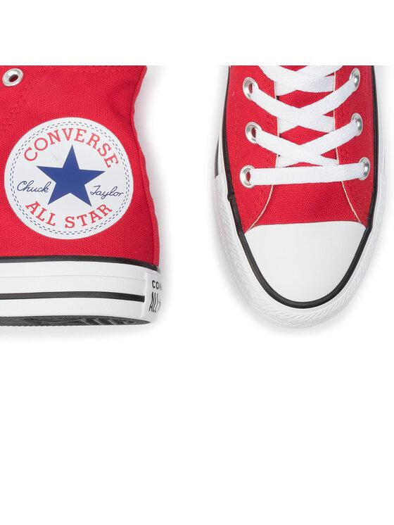 Converse Converse Plátenky Ctas Hi 165695C Červená