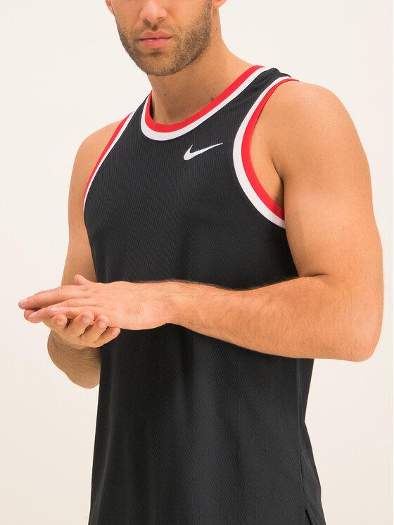 Nike Nike Techniniai marškinėliai Classic AQ5591 Juoda Standard Fit