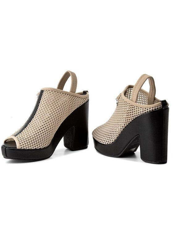Armani Jeans Armani Jeans Sandále 925142 7P536 06455 Béžová