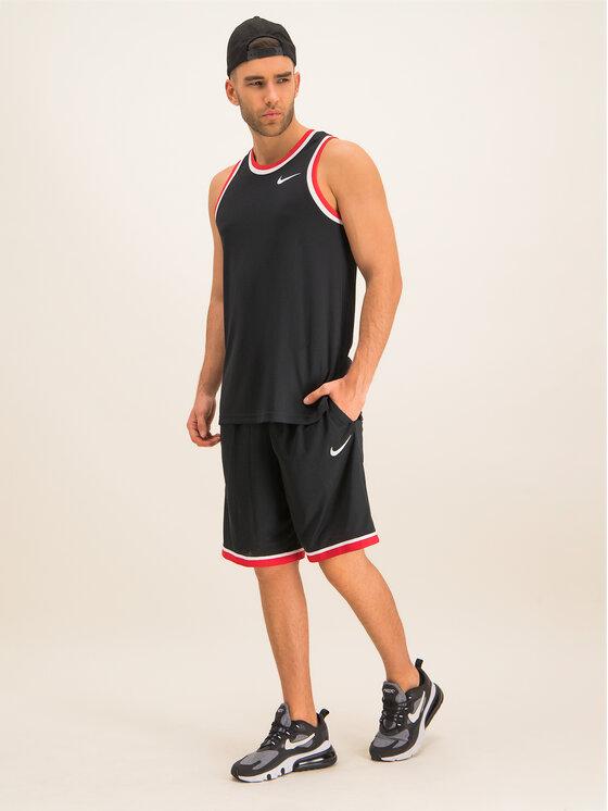 Nike Nike Technikai póló Classic AQ5591 Fekete Standard Fit