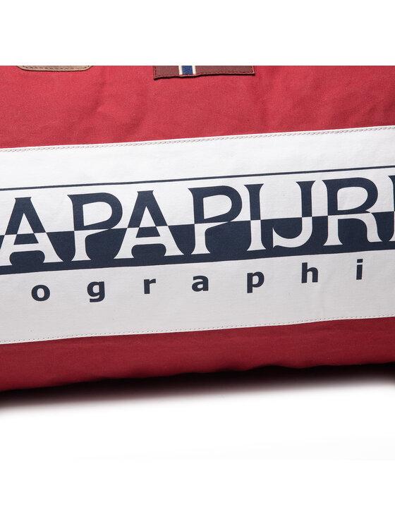 Napapijri Napapijri Torba Hering Duffle 2 NP0A4EUD0941 Czerwony