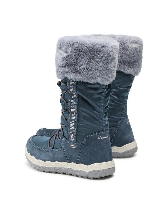 Primigi Primigi Śniegowce GORE-TEX 8382522 D Niebieski