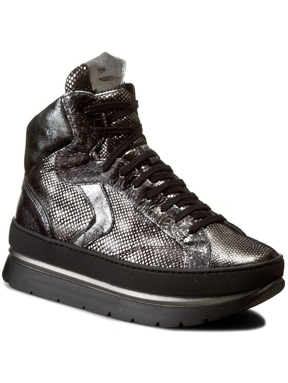 Voile Blanche Voile Blanche Sneakersy Livia 0012501242.04.9132 Srebrny