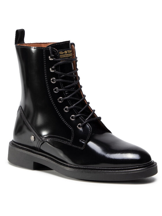 G-Star Raw Aulinukai Corbel Boot D18092-9398-990 Juoda