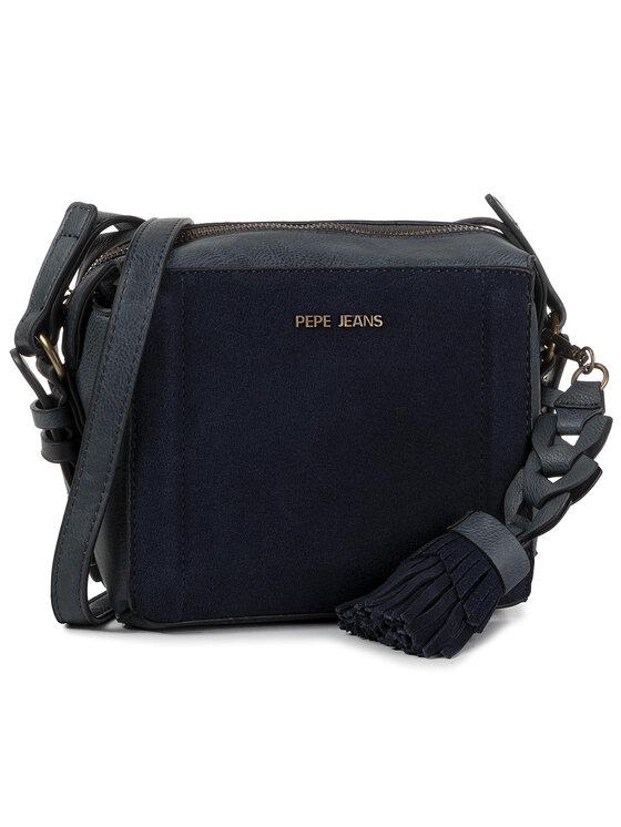 Pepe Jeans Pepe Jeans Torebka Elsa Bag PL031052 Granatowy