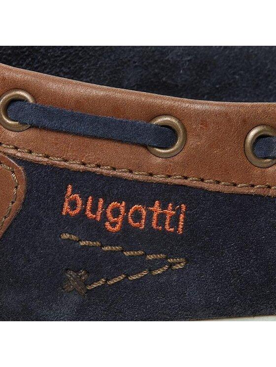 Bugatti Bugatti Mokaszin Cherokee F0666-3 Kék