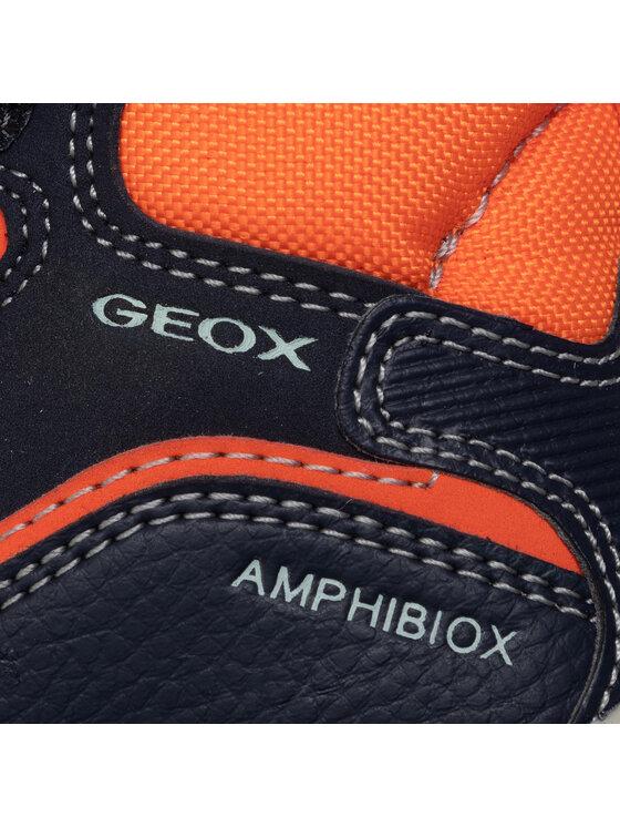 Geox Geox Hótaposó B Flanfil B.B Abx B B943VB 0BU50 C0820 M Sötétkék