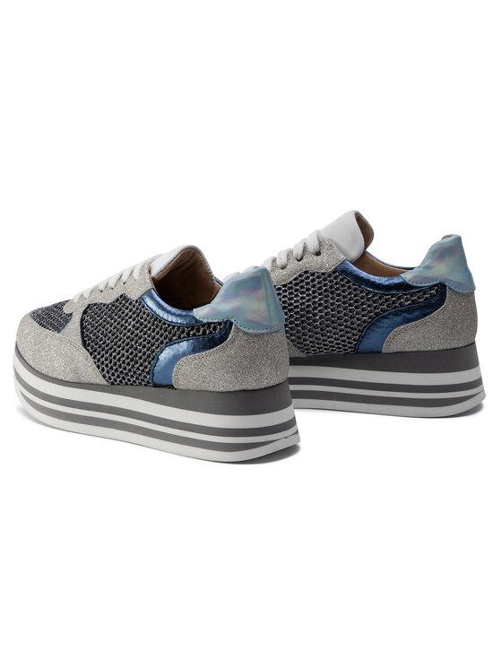 Eva Minge Eva Minge Sneakers EM-11-05-000042 Gris