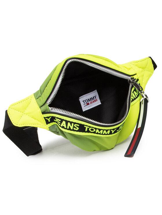 Tommy Jeans Tommy Jeans Saszetka nerka Tjw Mini Logo Bumbag Reflect AW0AW09737 Żółty