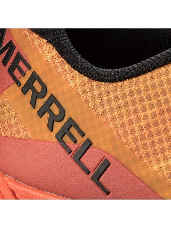 Merrell Merrell Παπούτσια Vapor Glove 3 J12613 Πορτοκαλί