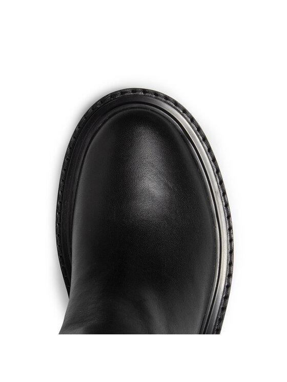 Tory Burch Tory Burch Zimske čizme T Hardware Boot 86601 Crna