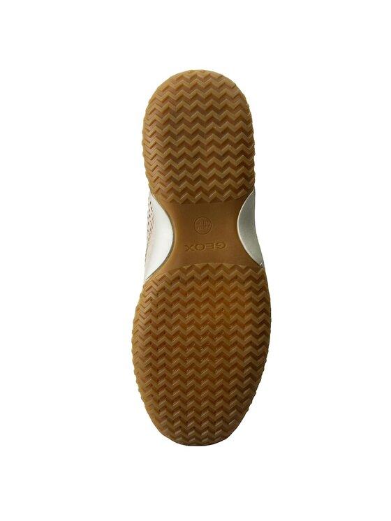 Geox Geox Sneakersy D Happy A D5262A 00085 C5016 Béžová