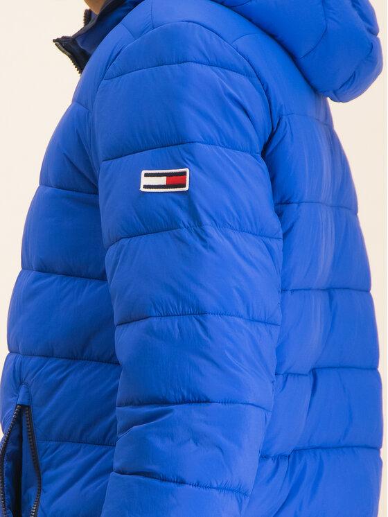 Tommy Jeans Tommy Jeans Μπουφάν πουπουλένιο Tjm Essential DM0DM07365 Μπλε Regular Fit