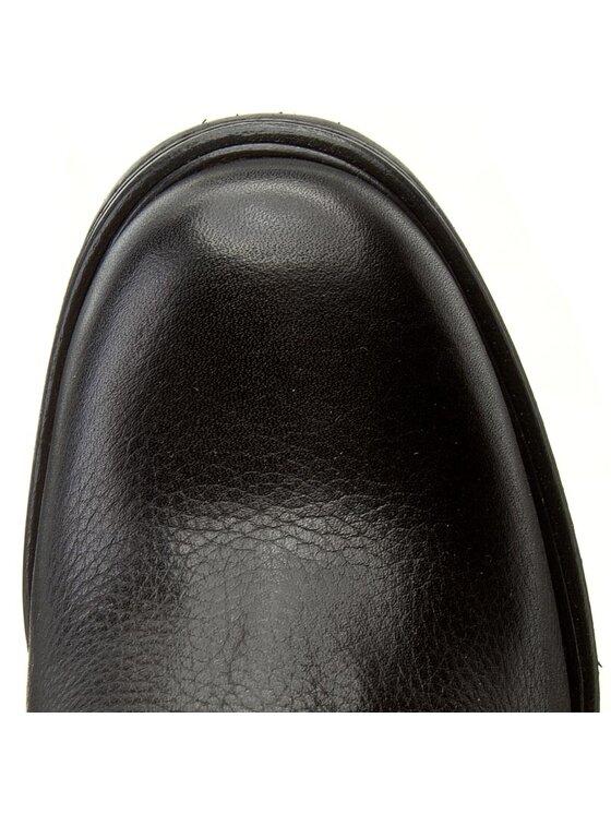 Tommy Hilfiger Tommy Hilfiger Členková obuv Hillary 7A FW56821500 Čierna