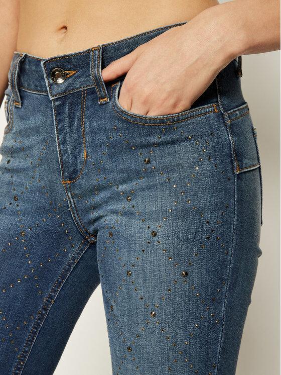 Liu Jo Liu Jo Slim Fit Jeans U69002 D4186 Dunkelblau Slim Fit