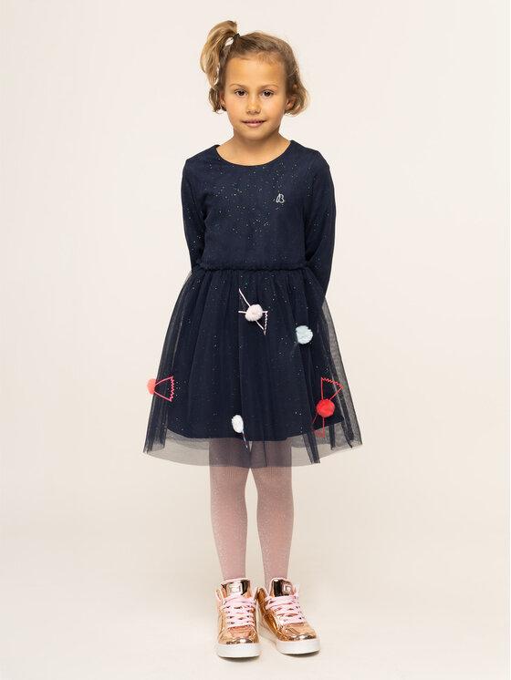 Billieblush Billieblush Elegáns ruha U12523 Sötétkék Regular Fit