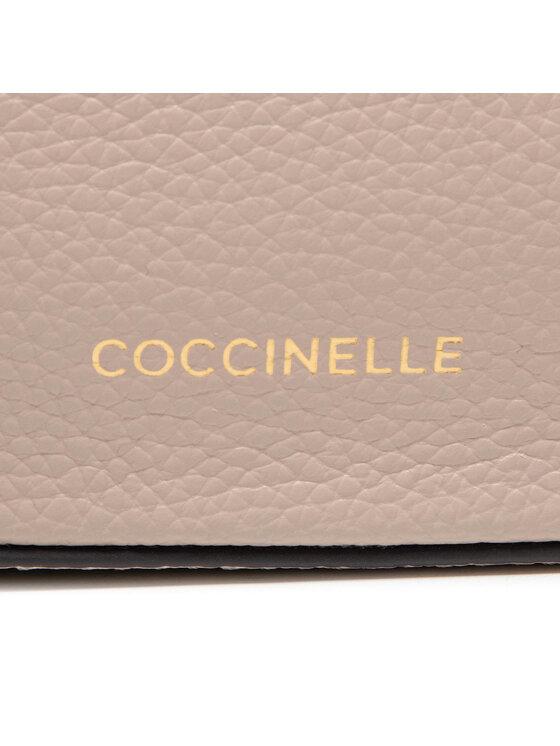 Coccinelle Coccinelle Torebka HHV3 Mini Bag E5 HV3 55 I1 11 Beżowy