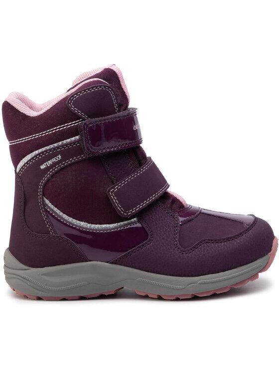 Geox Geox Sniego batai J N.Alaska G.B J948BA 050FU C8224 S Violetinė