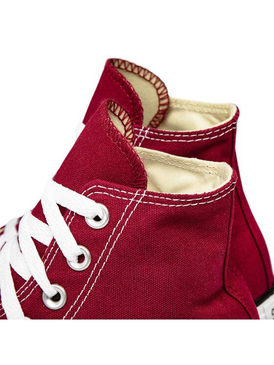 Converse Converse Sneakers All Star Hi Maroon M9613 Μπορντό
