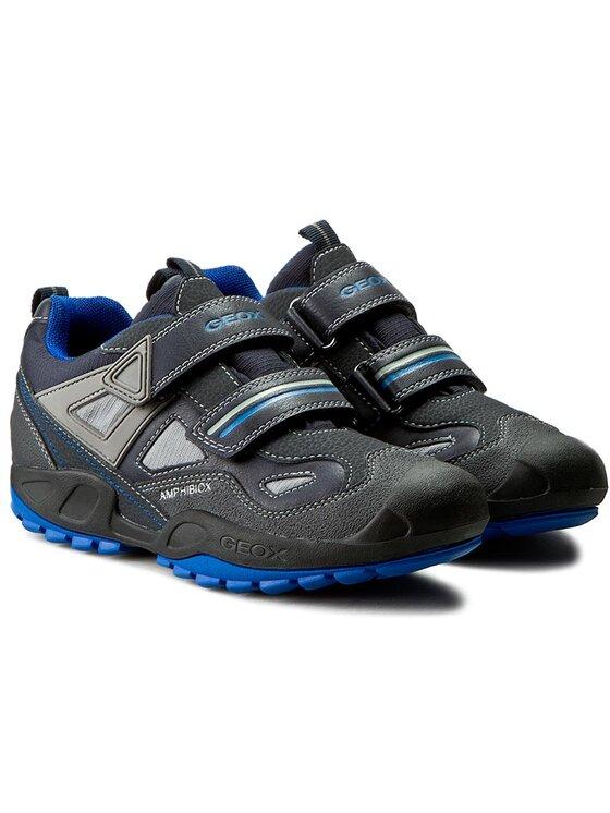 Geox Geox Chaussures basses J N.Savage B.B Abx D J641WD 0FU54 C4226 D Bleu marine