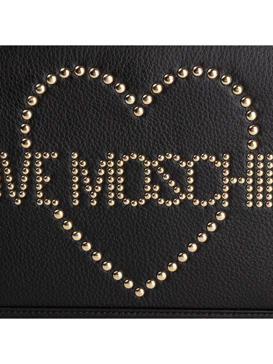 LOVE MOSCHINO LOVE MOSCHINO Torebka JC4069PP18LL100A Czarny