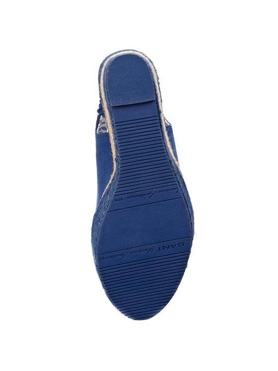 Gant Gant Espadrilles Stella 10568539 Kék