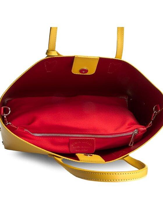 Creole Creole Τσάντα R1018 Κίτρινο
