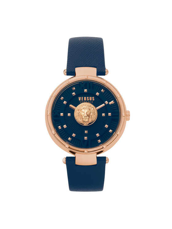 Versus Versace Laikrodis Moscova VSPHH0420 Tamsiai mėlyna