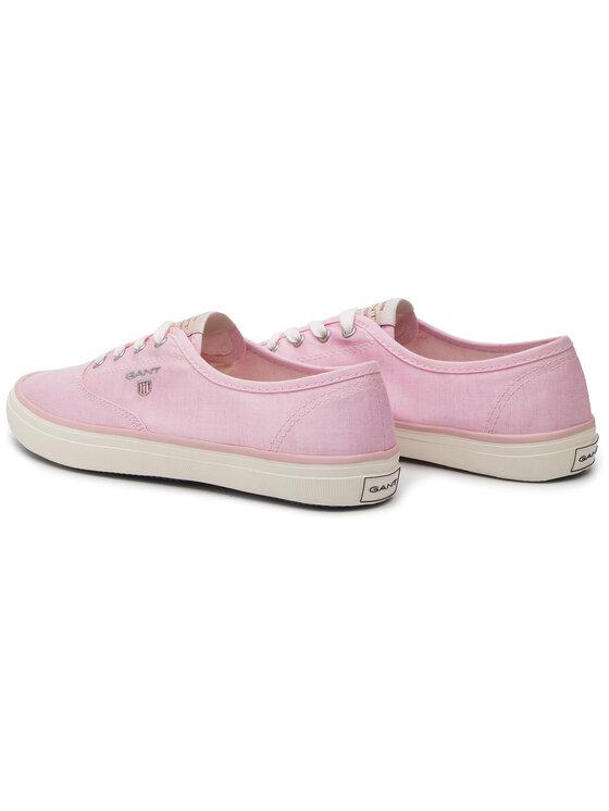 Gant Gant Sneakers aus Stoff New Haven 18538397 Rosa