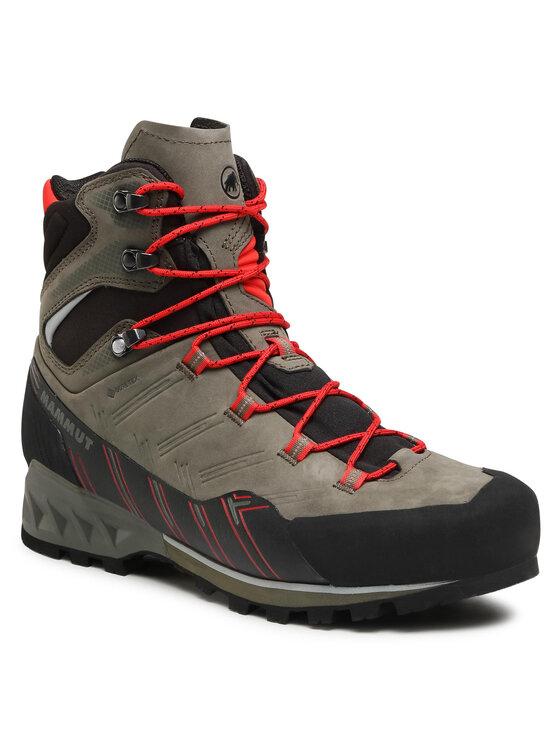 Mammut Turistiniai batai Kento Guide High Gtx GORE-TEX 3010-00960-00401-1075 Žalia