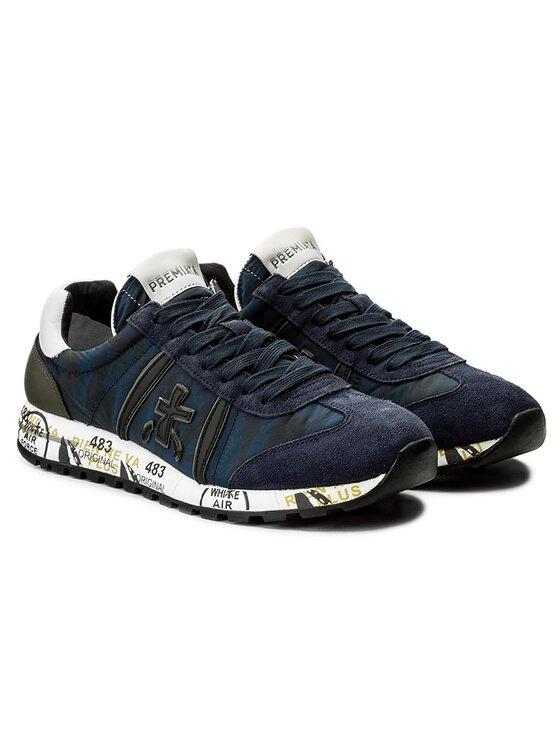 Premiata Premiata Laisvalaikio batai Lucy 2460 Tamsiai mėlyna