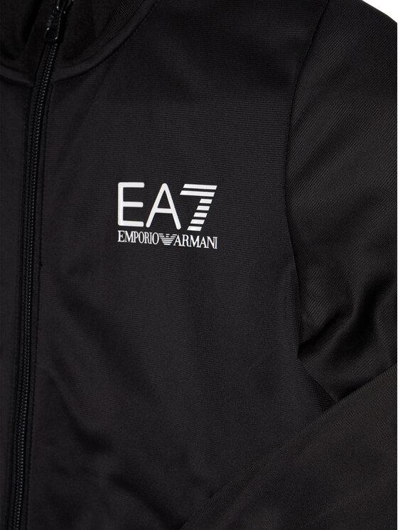 EA7 Emporio Armani EA7 Emporio Armani Dres 6HBV52 BJ08Z 1200 Czarny Regular Fit