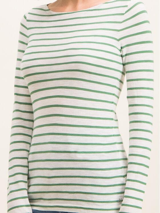 Marc O'Polo Marc O'Polo Bluză M00 2196 52597 Verde Regular Fit