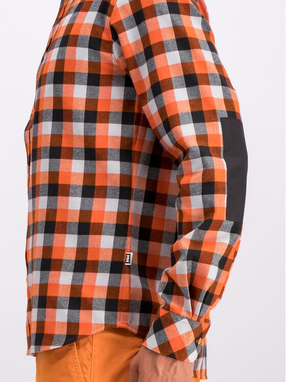 Helly Hansen Helly Hansen Chemise Lokka LS Shirt 62852 Orange Regular Fit