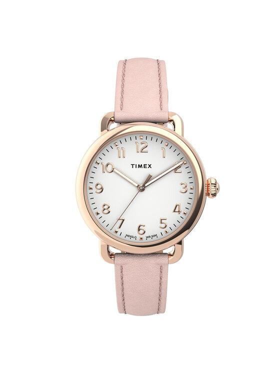 Timex Laikrodis Standard TW2U13500 Rožinė