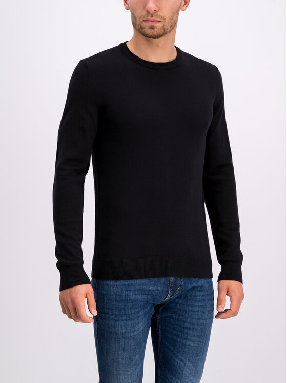 Joop! Jeans Joop! Jeans Sveter 30017416 Čierna Regular Fit