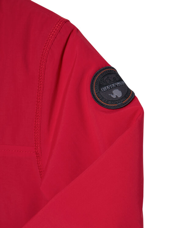 Napapijri Napapijri Átmeneti kabát Rainforest NP0A4EPL D Piros Regular Fit