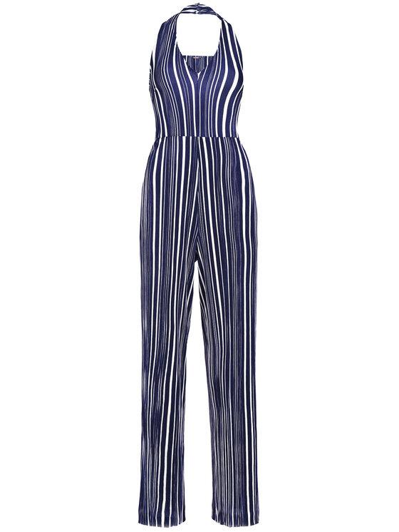 Guess Guess Ολόσωμη φόρμα W92D94 K8J00 Σκούρο μπλε Regular Fit