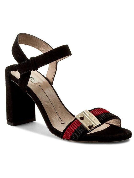 Furla Furla Sandále Metropolis 869690 S Y942 SVE Čierna