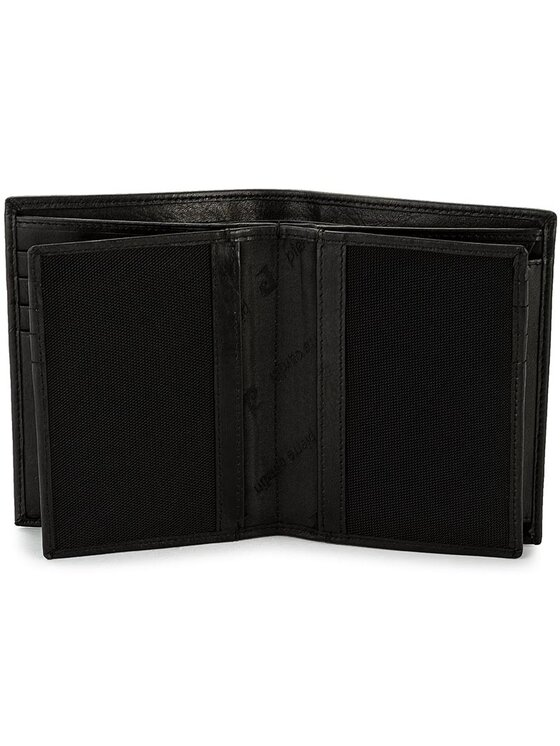 Pierre Cardin Pierre Cardin Nagyméretű férfi pénztárca TILAK06 331 Fekete
