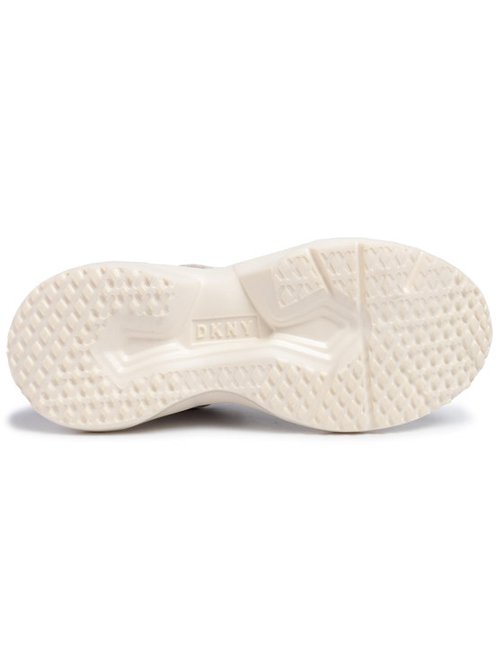 DKNY DKNY Laisvalaikio batai Lynzie K2920209 Smėlio