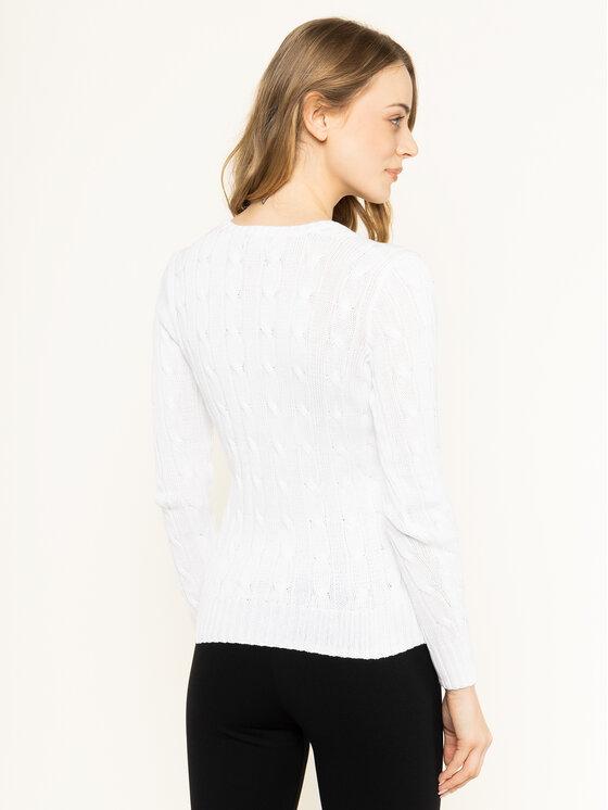 Polo Ralph Lauren Polo Ralph Lauren Pullover Kimberly 211580008005 Weiß Regular Fit