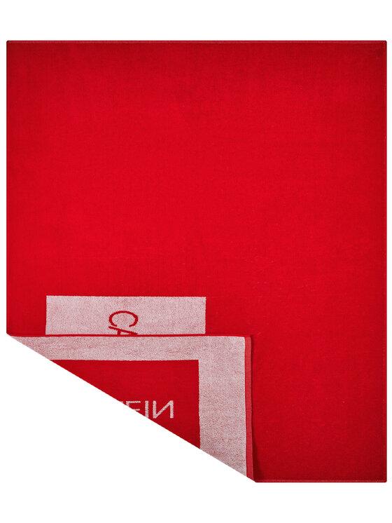 Calvin Klein Swimwear Calvin Klein Swimwear Ręcznik KU0KU00065 Czerwony