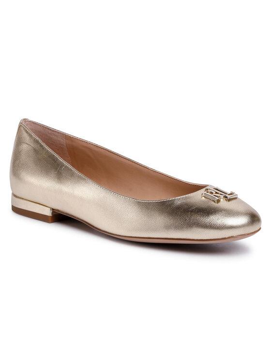 Balerini dama Lauren Ralph Lauren Gisselle 802791222001 aurii