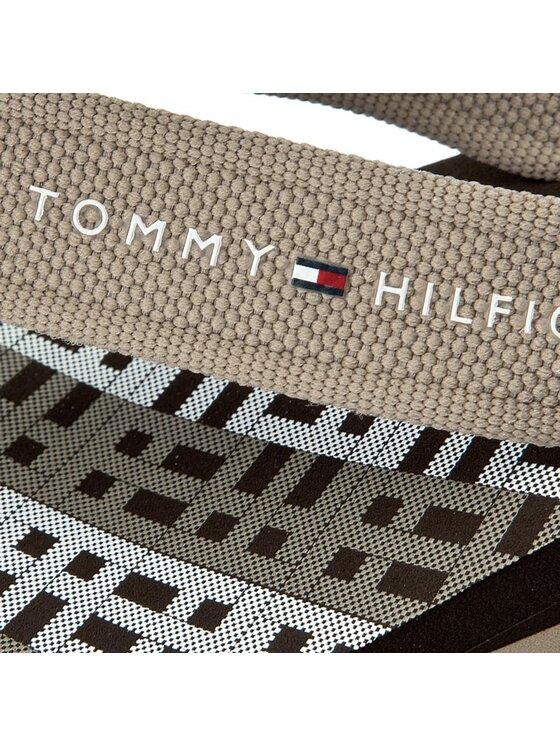Tommy Hilfiger TOMMY HILFIGER Джапанки Mariah 4D FW0FW00467