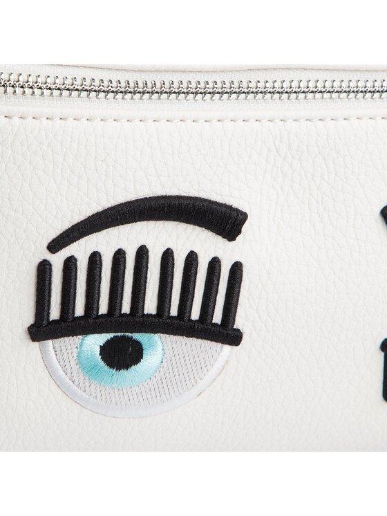 Chiara Ferragni Chiara Ferragni Τσαντάκι μέσης 19PE-CFBB006 Λευκό