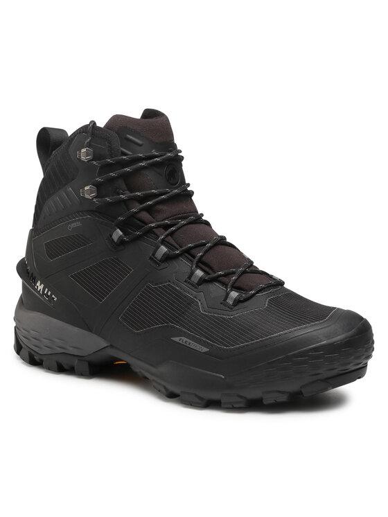 Mammut Turistiniai batai Ducan Pro High Gtx GORE-TEX 3030-03890-0486-1075 Juoda